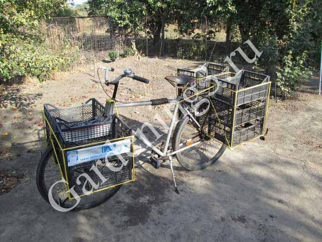 грузовой-велосипед-своими-руками