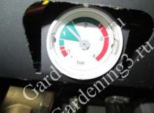 манометр газового котла