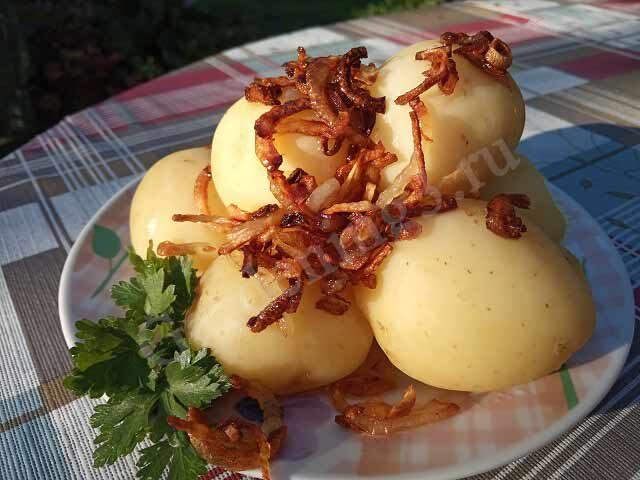 описание раннего картофеля Ривьера